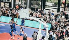 籃球》國泰NBA 3x總決賽 名人、歌手接力引爆台北信義香堤廣場