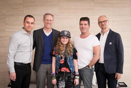 'X Factor' Tween Star Beatrice Miller Lands Record Deal With Demi Lovato's Label