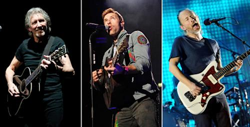 Pink Floyd, Radiohead Catalogs Change Label Hands