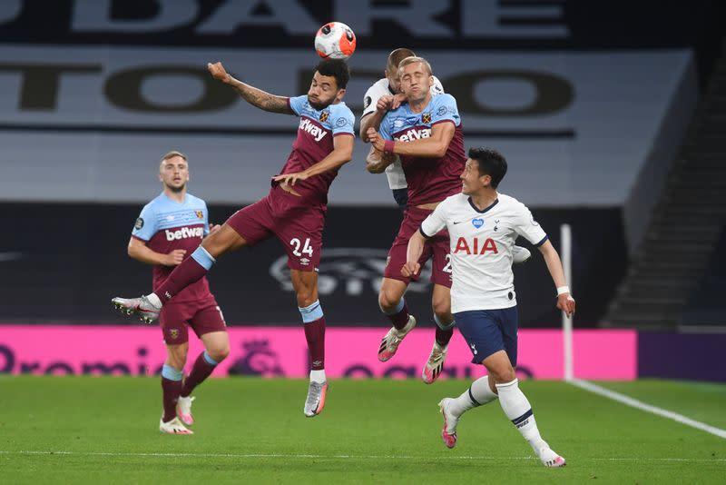 Premier League - Tottenham Hotspur v West Ham United