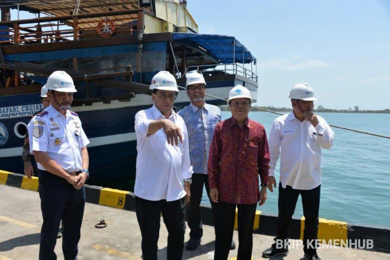 Dukung pariwisata, Kemenhub mulai 2020 bangun tiga dermaga di Bali