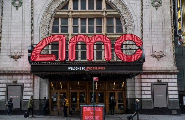 AMC Theatres Credit Rating Downgraded Again by S&P Global, With Default Imminent