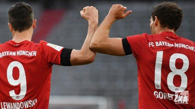Hasil Lengkap Bundesliga: Bayern Munich dan Dortmund Tancap Gas