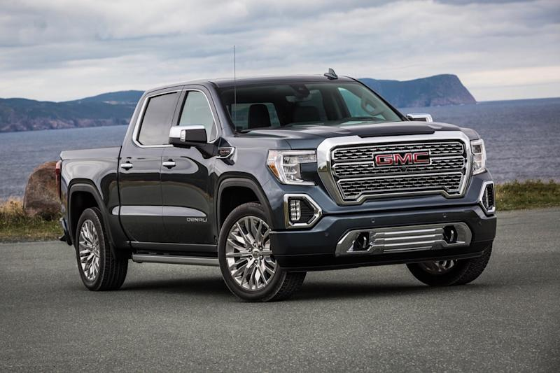 best trucks 2020 GMC Sierra 1500 Denali