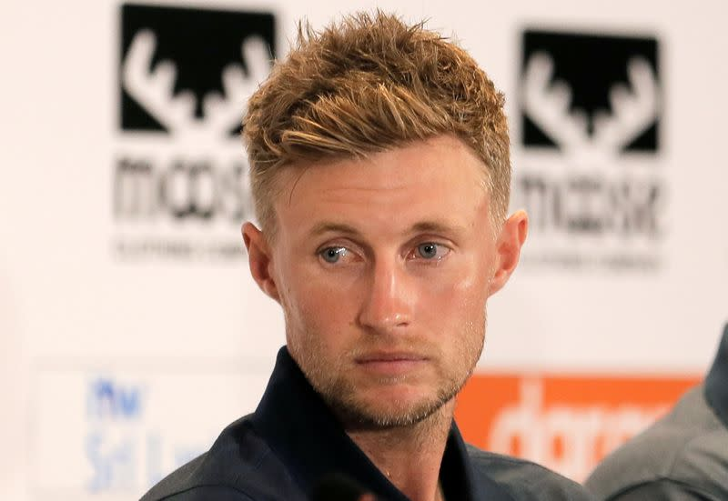 Root reminds England of Windies' bowling depth