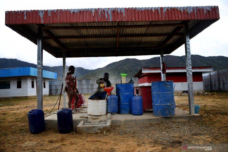 Pertamina tambah SPBU 3T di Kabupaten Asmat Papua