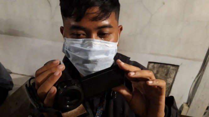 Liput Demonstrasi Ricuh di DPRD DIY, 3 Wartawan Jadi Korban