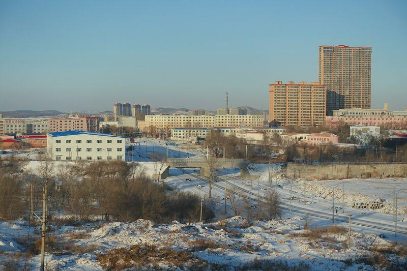 Tanpa beban, anak muda diam-diam bangun masa depan di utara China