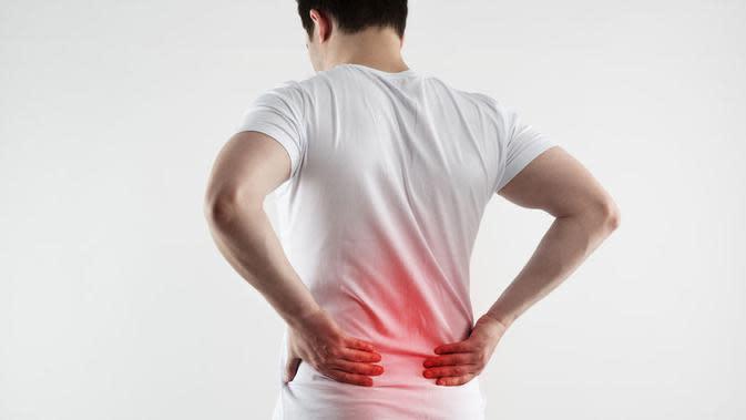 Ciri Sakit Pinggang yang Disebabkan Batu Ginjal