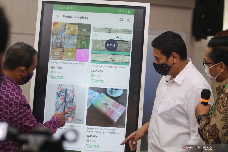 Dijual daring, pesanan produk UMKM Kota Kediri meningkat