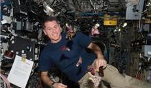 太空傳來的好消息!NASA太空站上也能種出安全且營養的生菜