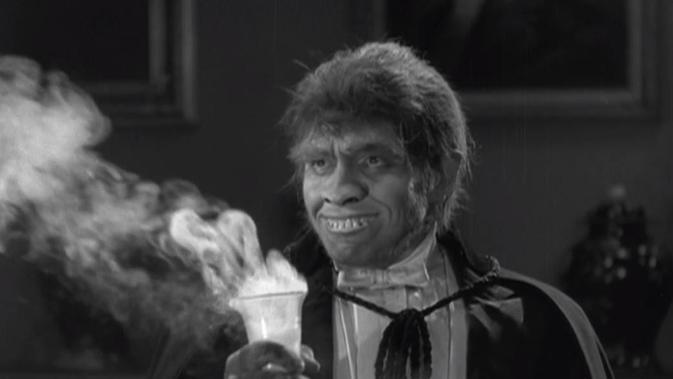 Fredric March dalam Dr. Jekyll and Mr. Hyde. (Foto: Dok. IMDb/ Paramount Pictures)