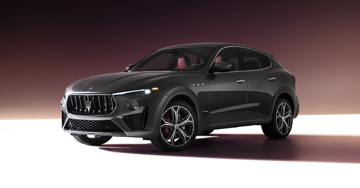 Discover an elevated SUV experience with Maserati