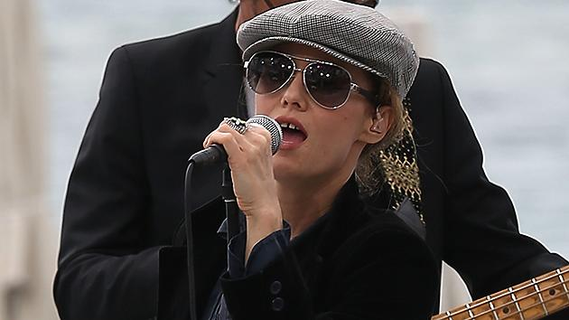 Depp Ex Vanessa Paradis Makes Her Comeback at Cannes