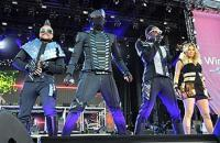 Black Eyed Peas Reschedule Free Show in Central Park