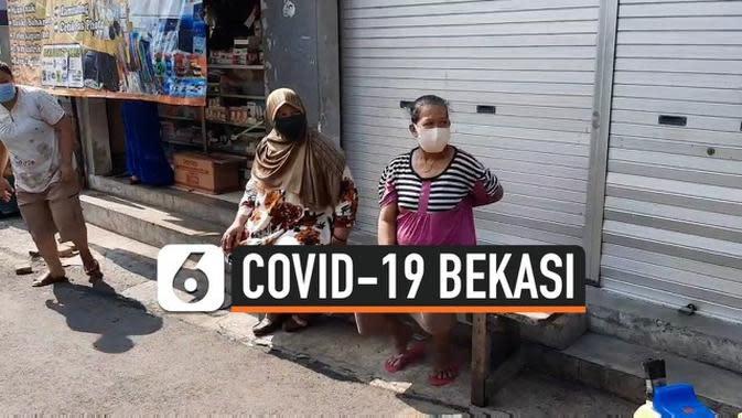 VIDEO: Penderita Covid-19 Bekasi Terbanyak dari Klaster Keluarga