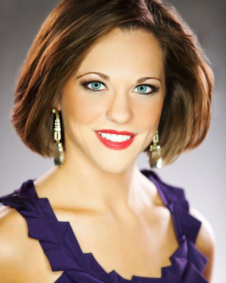 Miss South Dakota - Calista Kirby