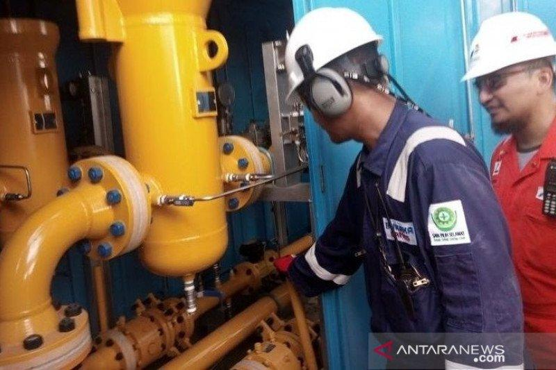 5.062 sambungan gas rumah dipastikan terpasang di ibu kota baru