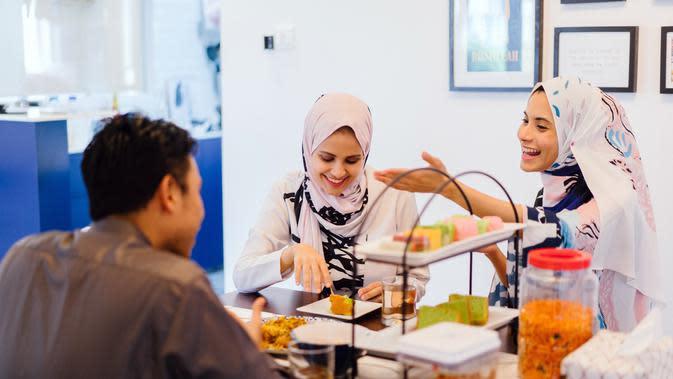 Jangan Sampai Sumbang Sampah Makanan di Perayaan Idulfitri
