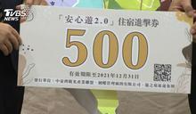 嘸安心旅補訂房剩3成! 飯店推「進擊券」折500