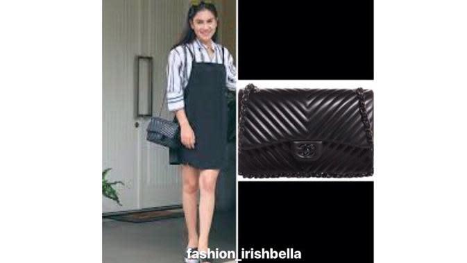 6 Koleksi Tas Irish Bella di Atas Rp 20 Juta, Fashionable Banget (sumber: Instagram.com/fashion_irishbella)