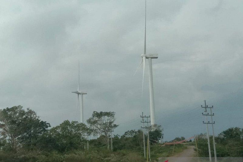 Gunakan 22 turbin, PLTB Sidrap II direncanakan berkapasitas 60-70 MW