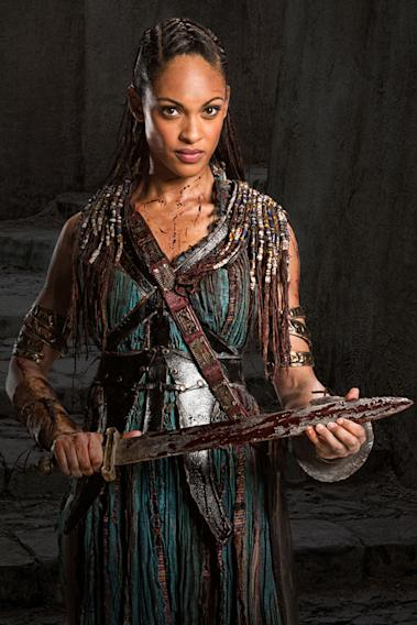 """""""Spartacus: War of the Damned"""""""