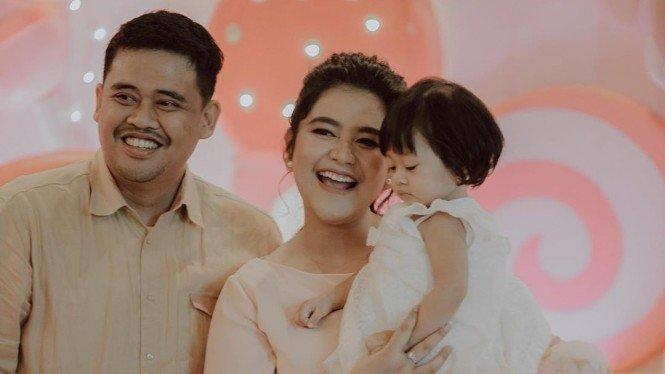 Putri Cantik Presiden Jokowi Lahirkan Anak Kedua melalui Operasi Sesar