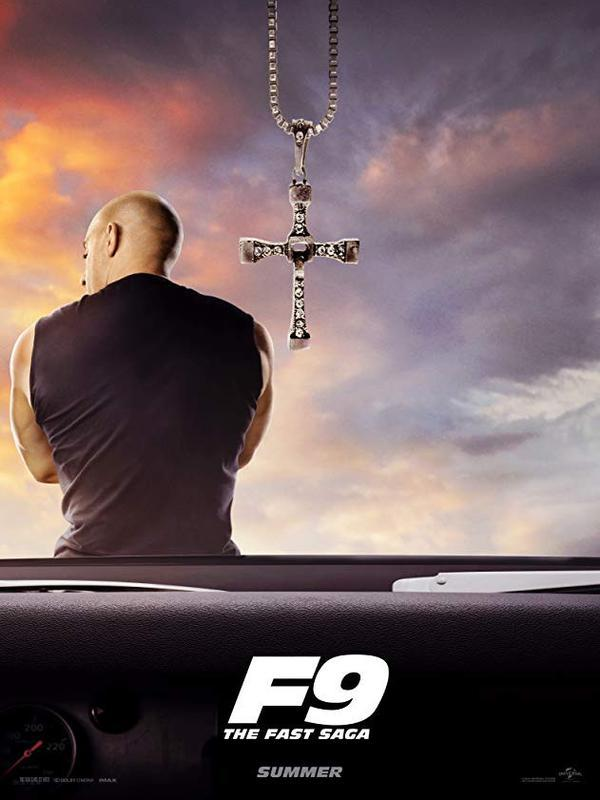 Poster film Fast and Furious 9. (Foto: Dok. IMDb/ Universal Pictures)