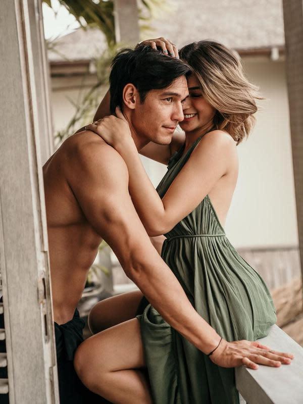 Jessica Iskandar bersama Richard Kyle (Instagram/inijedar)