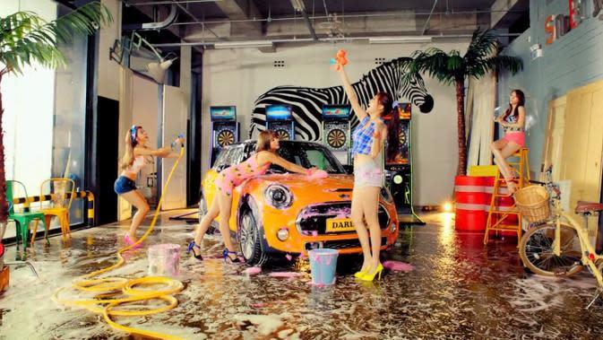 Begini Cara Mencuci Mobil yang Benar untuk Cegah Covid-19