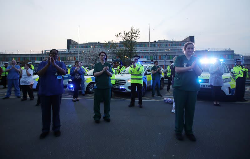 UK defends coronavirus response after Reuters investigation