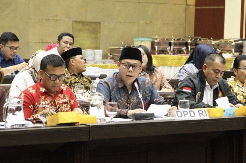 DPD dukung pemerintah bentuk omnibus law