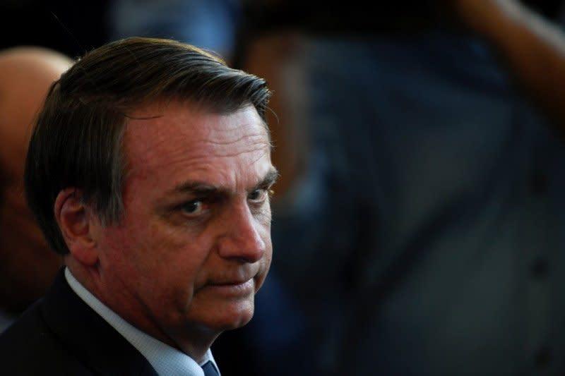Atlet voli pantai dihukum setelah teriak 'turunkan' Presiden Brasil
