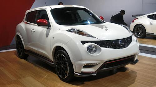 2013 Nissan Juke NISMO grabs all the Q-ship cred