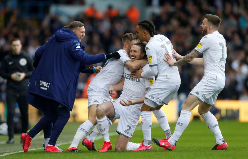 FILE PHOTO: Championship - Leeds United v Huddersfield Town