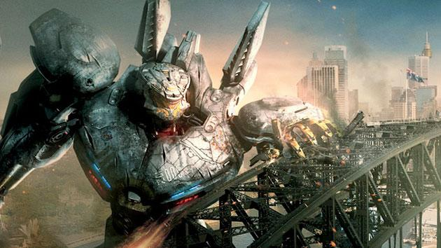 Monster-sized 'Pacific Rim' Gets the Best Trailer of the Summer