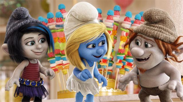 'The Smurfs 2′ trailer unleashes the grey-skinned Naughties