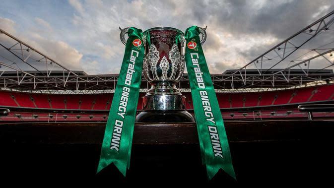 Carabao Cup. (dok. EFL)
