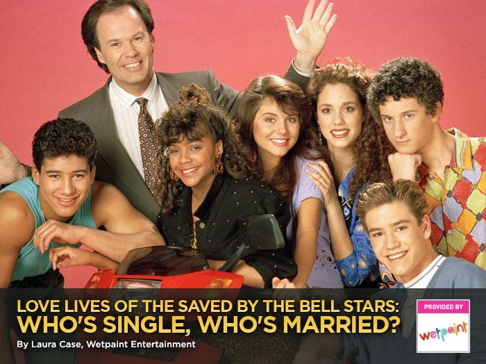 Love Lives of the Saved by the Bell Stars: Who's Single, Who's Married?