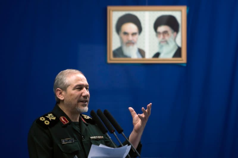 Aide to Iran's Khamenei cautions against U.S. 'provocative actions' in Iraq