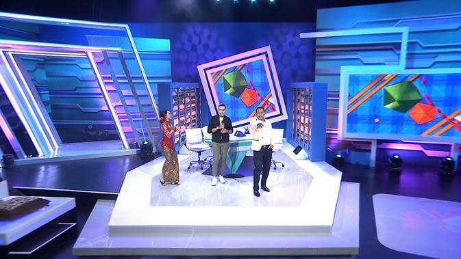 Tukul Arwana One Man Show tayang perdana di Indosiar, Senin (29/6/2020) malam