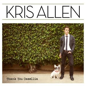 Kris Allen Enlists His Dog To Create Most Adorable Idol Album Cover Ever