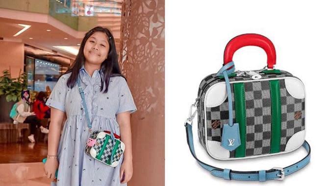 Anak seleb yang memiliki barang dengan harga fantastis. (Sumber: Instagram @fashion.anakseleb)