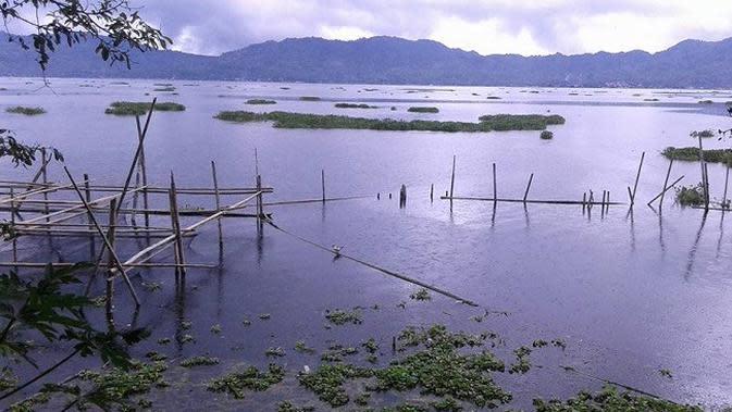 Danau Tondano. (Liputan6.com/Yoseph Ikanubun)