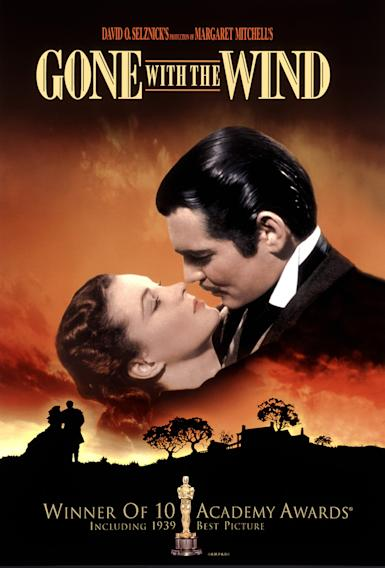 """Gone With the Wind"" (1939)"