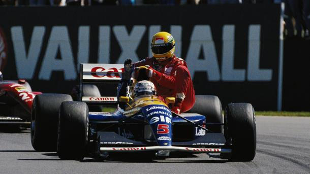 August 8: British racing legend Nigel Mansell was born on this date in 1953