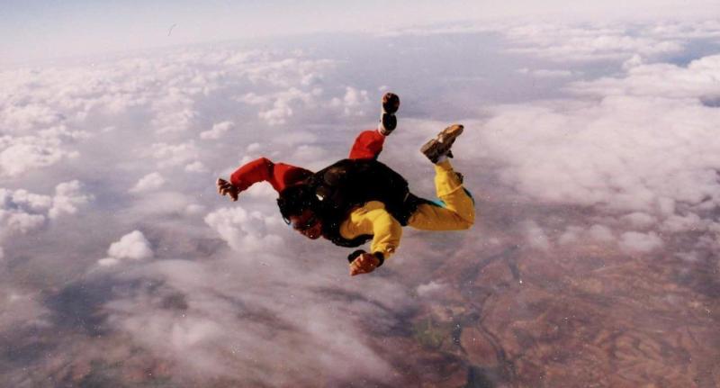 Texas boy dies skydiving before 18th birthday