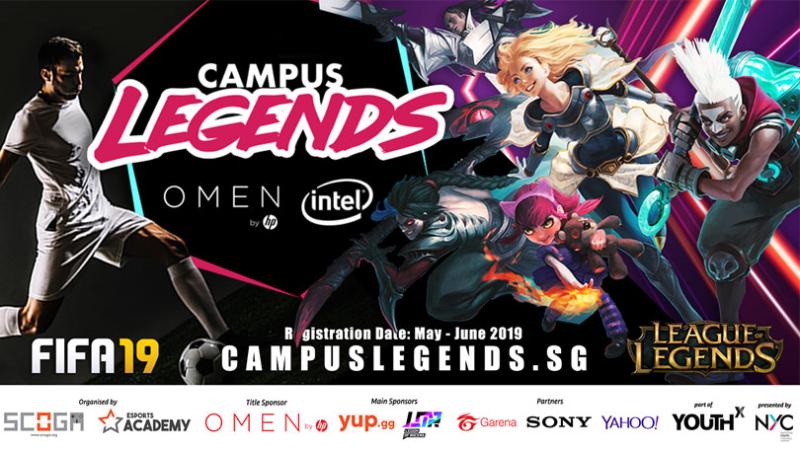 Campus Legends (Photo: SCOGA)