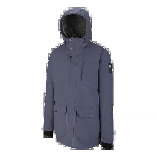 Helly Hansen Men's Urban Long Insulated Jacket